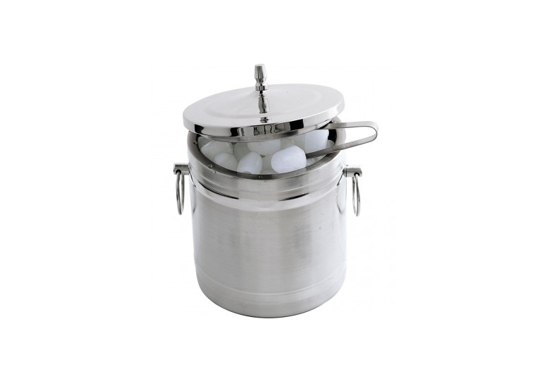 Ice bucket with lid 2 l