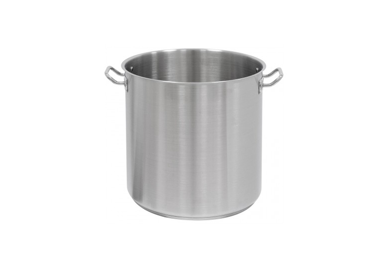 Satin high stockpot without lid d 16 cm, 2,5 l