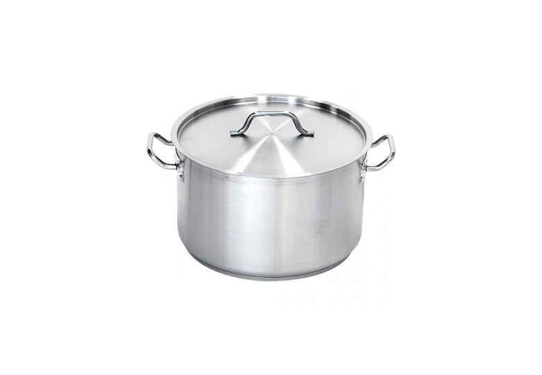 Satin medium stockpot with lid d 16 cm, 1,9 l