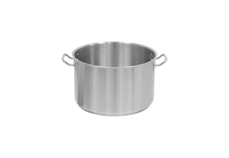 Satin saucepot without lid d 20 cm, 3,3 l