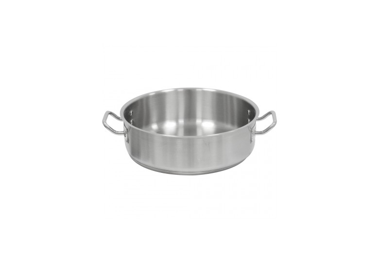 Satin casserole pot without lid size 36x11 cm 11,2 l