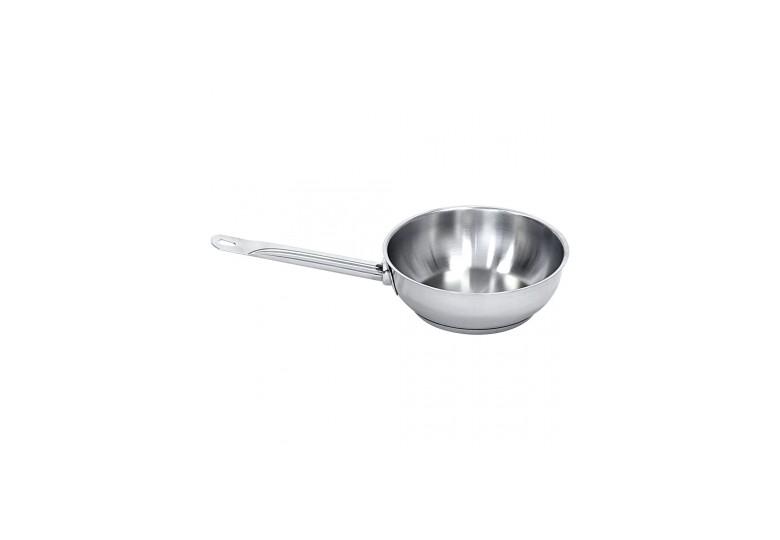 Satin saucepan without lid size 16x9,5 cm 1,9 l