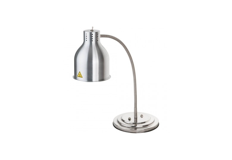Food heating lamp