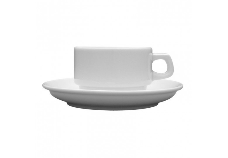 Square saucer CLASSIC LUBIANA 2582
