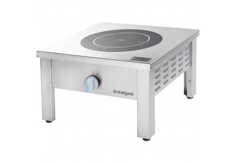 Electric tabletop range (2 burners)  5,2 kW STALGAST 9705000
