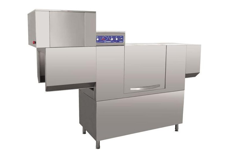 Dishwasher (undercounter, manual panel) DW-500 MAKSAN (500 dishes / hour)