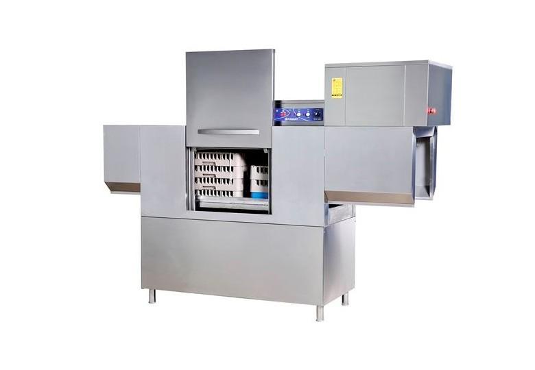 Посудомоечная машина (фронтальная,  ручная панель) DW-500 MAKSAN (500 блюд / час)