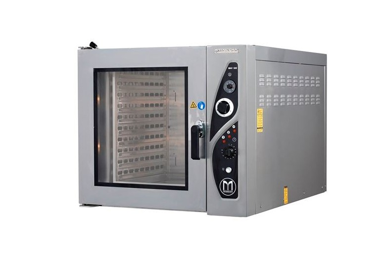 Steam convection oven (electric, manual panel) MKF-20E, GN 1/1 x 20, MAKSAN