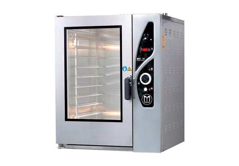 Конвекционная пекарская печь (электрическая, ручная панель) MKF 3, GN 2/3 x 3, MAKSAN