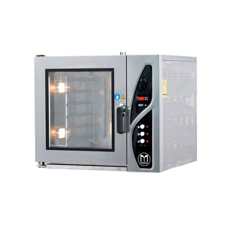Convection bakery oven (electric, digital panel) MKF-10 DT, 600 x 400 x 10, MAKSAN