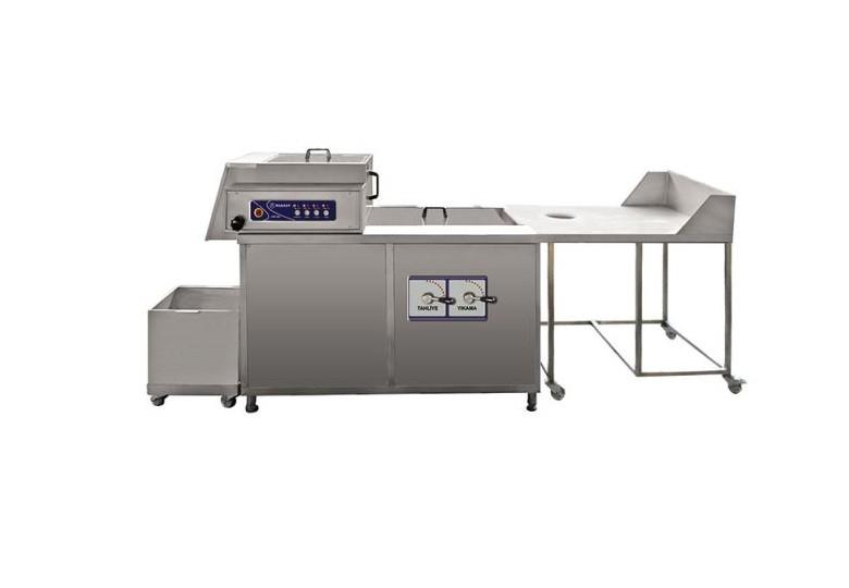 Vegetable washing machine (150-300 kg / h) SBY-300 MAKSAN