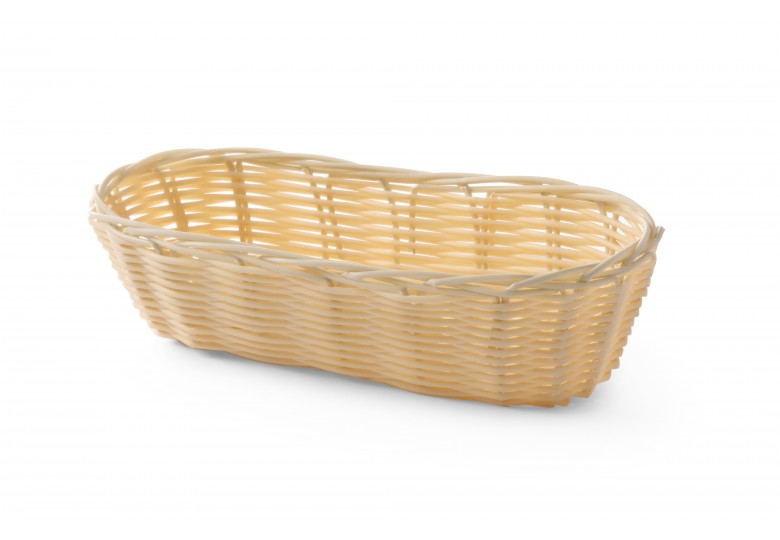 Корзина для хлеба (овальная) 225 х 110 х 60 мм. HENDI 426708