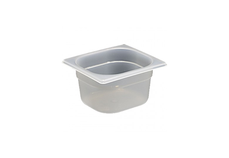 Рrofessional polypropylene GN 1/6 150 container