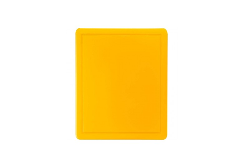 Сutting board GN 1/2 yellow