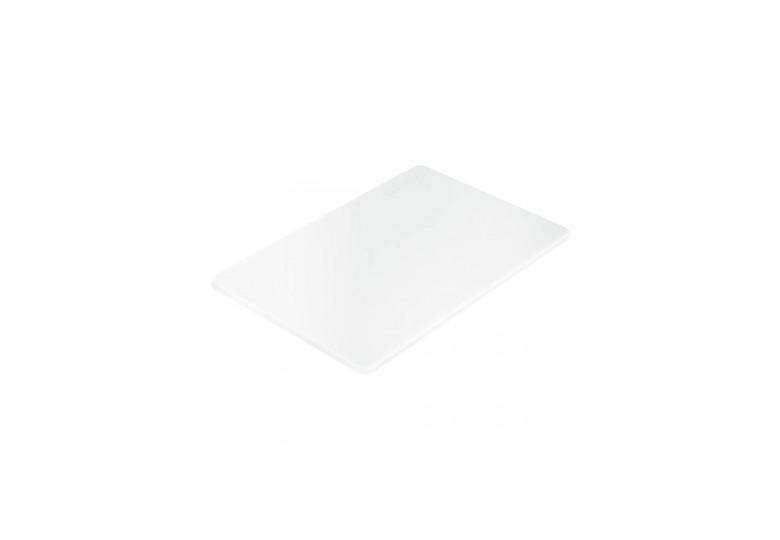 Пластиковая доска 45*30 см. белая