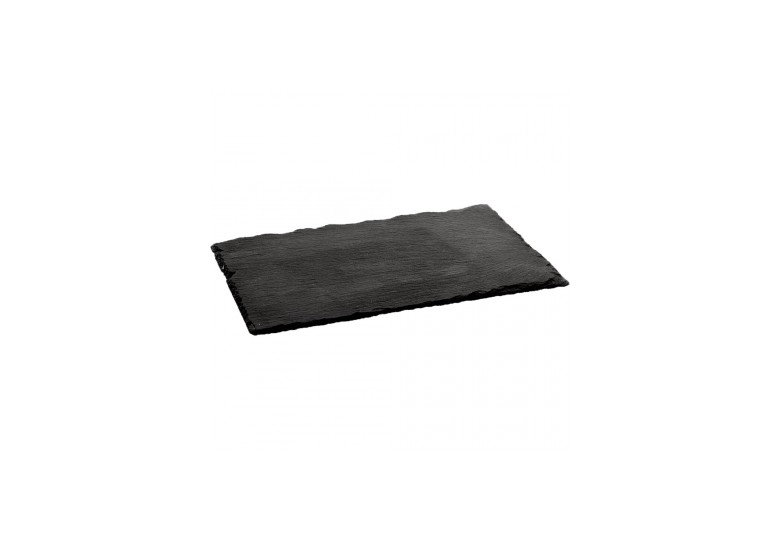 Finger food slate tray 300x200 mm