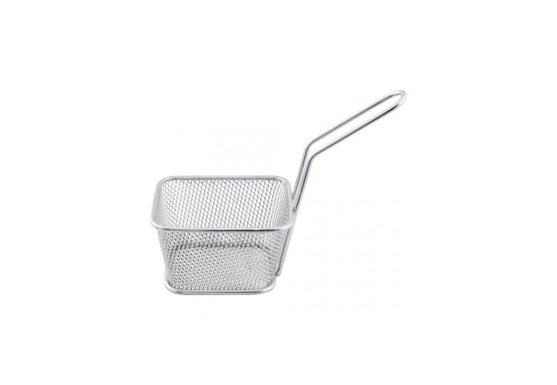 Finger food basket hight