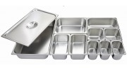 Stainless steel GN standart container